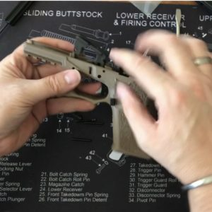 Polymer 80 PF940c Custom Build…DIY Glock 19! – Desert Guardian