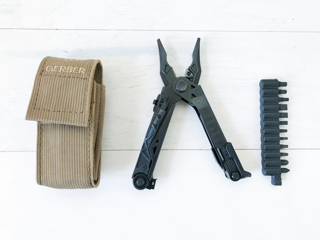 gerber multi tool survival tool kit multitool for your vehicle bug out kit