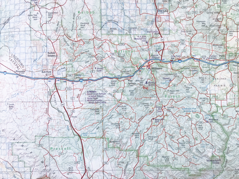map terrain topo guide book is a must in your Vehicle BUG-OUT Kit