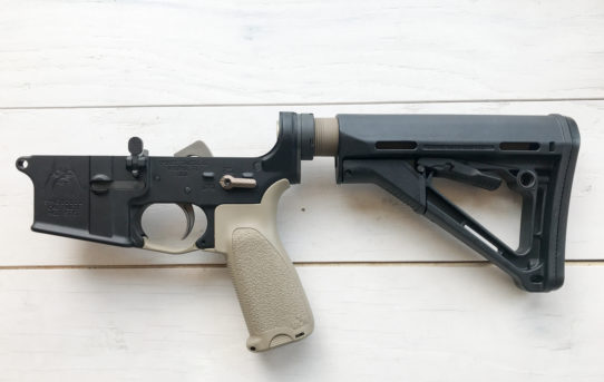Step by Step: How to Assemble an AR-15 Lower Receiver.