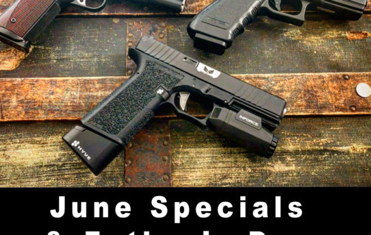 Brownells June specials & Father's Day gifts